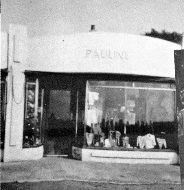 Where was Pauline's?