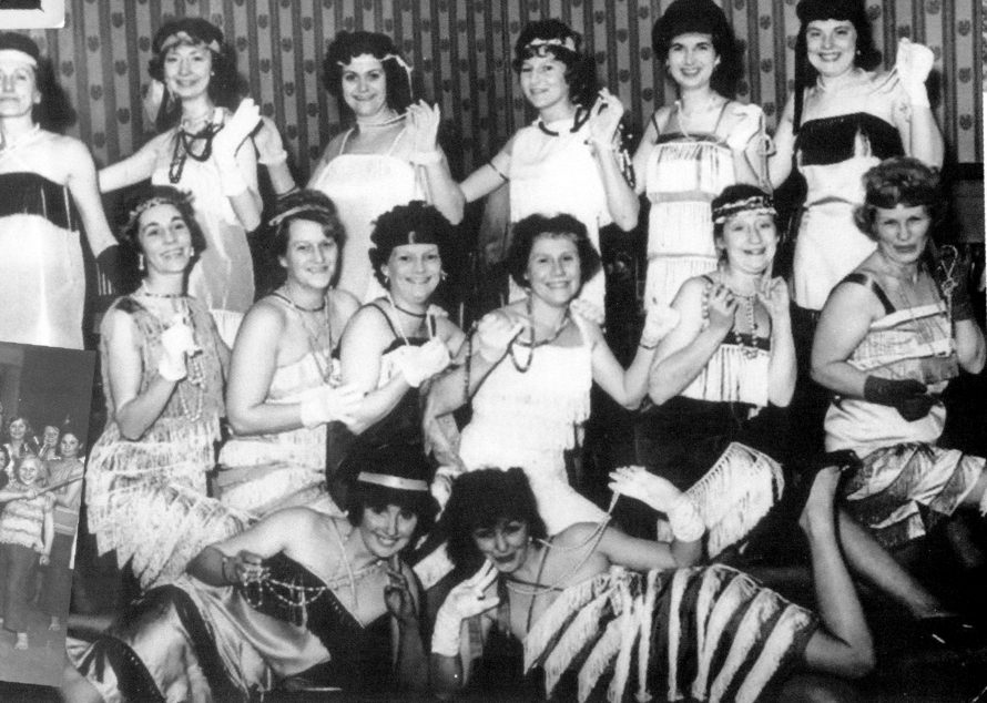 Who are these flappers?