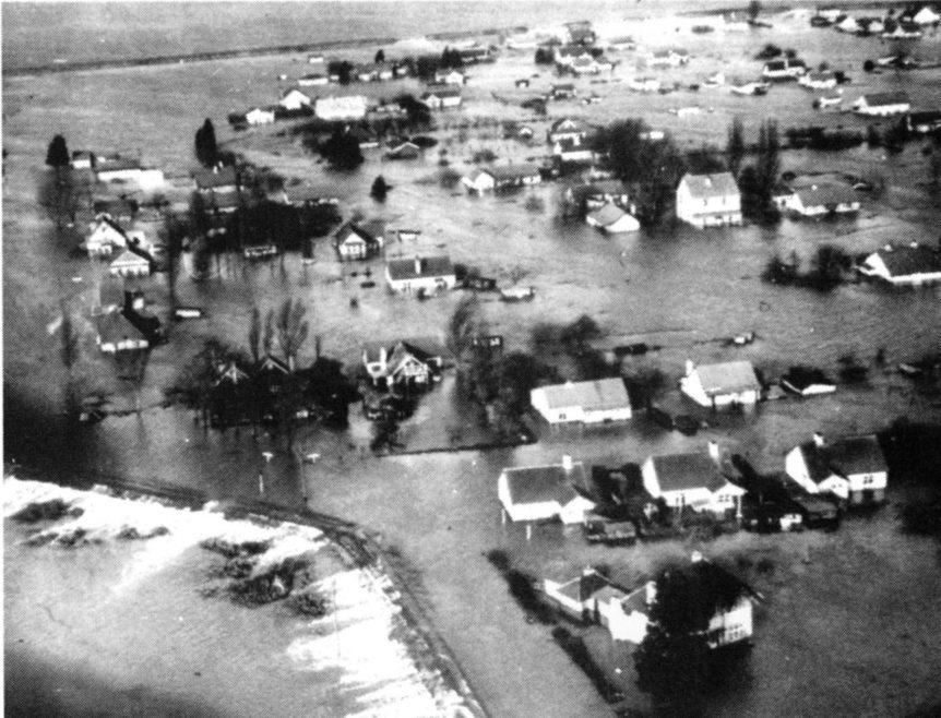 Flood photos but where?