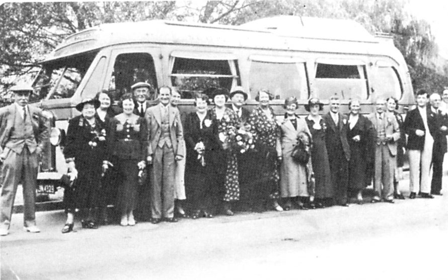 More from our coach outing 1939