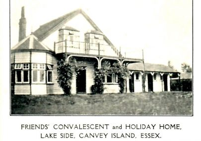 Friend's Convalescent and Holiday Home