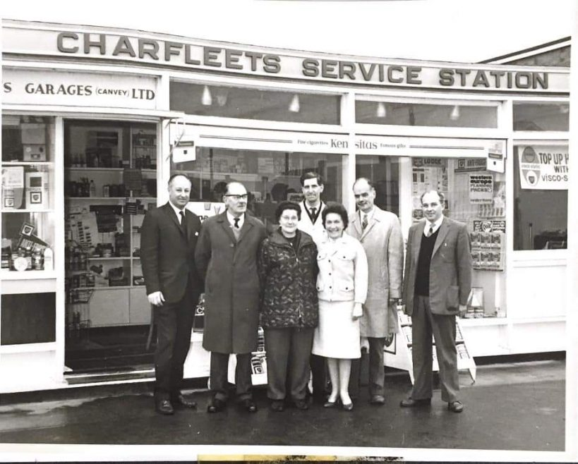 Charfleets Service Station
