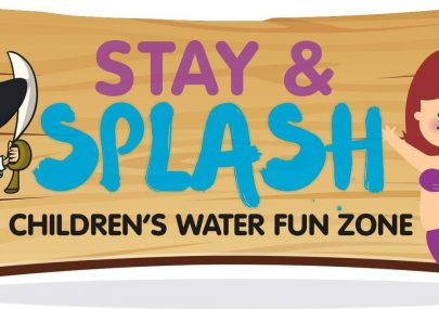 Stay and splash park