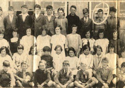 Canvey Elementary School 1920s