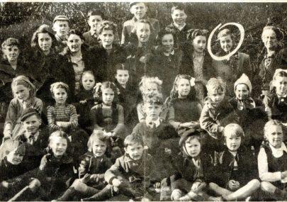 Kingsley Hall School 1946