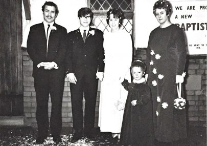Kay Bennett's Wedding