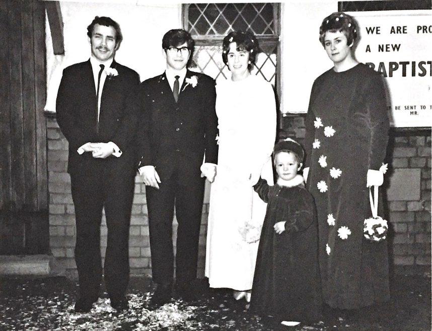 Kay Bennett's Wedding