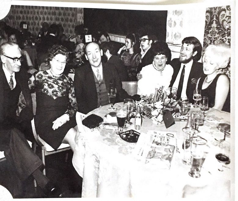 Conservative Club Annual Dinner Dance 1970s
