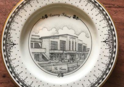 Souvenir Plate (Decor Art Creations Ltd.)