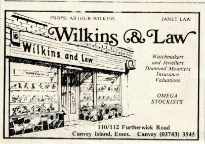 Wilkins & Law Jewellers