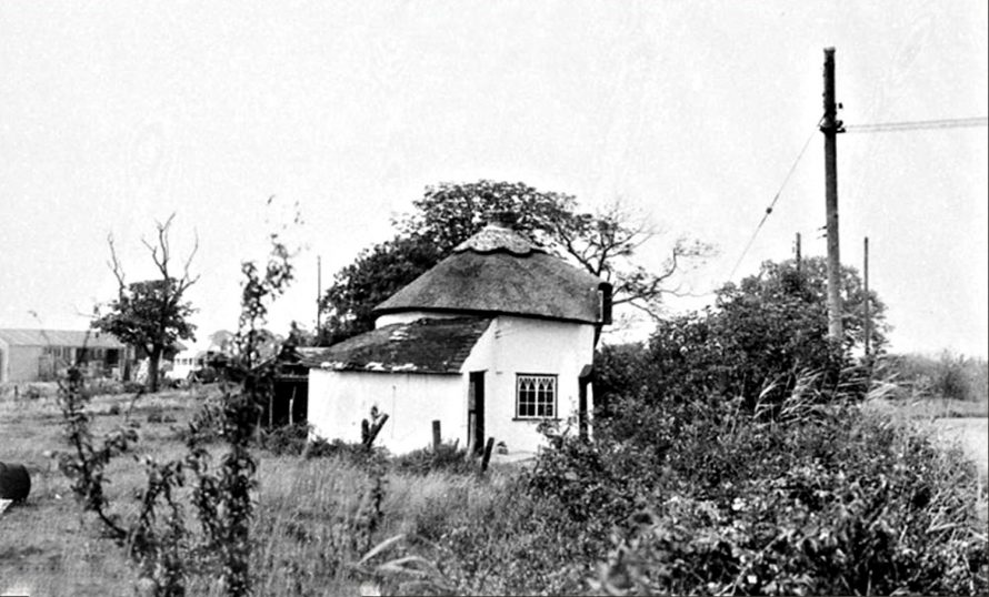 The Dutch Cottage from a new angle