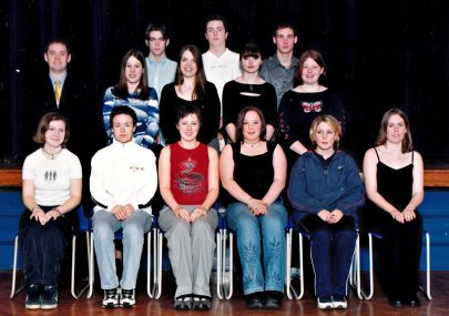 6th Form Students and their Teachers