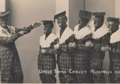 Uncle Sam's Canvey Minstrels 1934