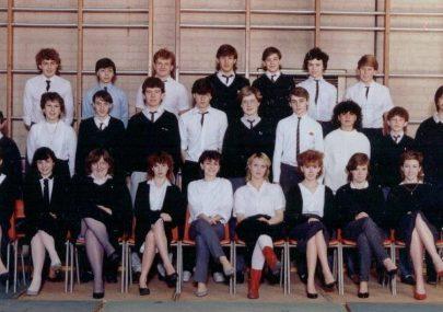 Class 5.1  year 1985