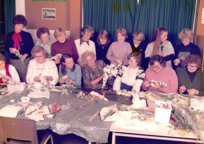 Flower Arranging Evening Classes