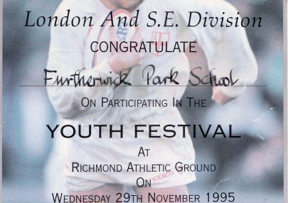 Youth Festival 1995