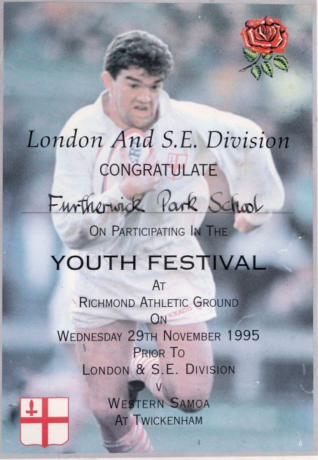Youth Festival 1995 | Courtesy of Canvey Bus Museum