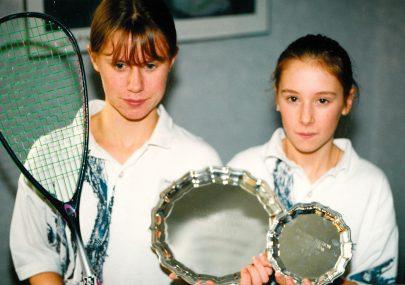 Award for Eastern Region Squash 1995?