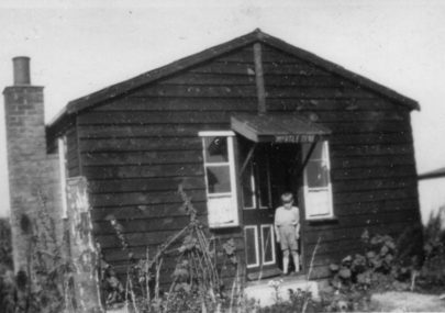 The Bungalow called 'Myrtle Dene' 1930
