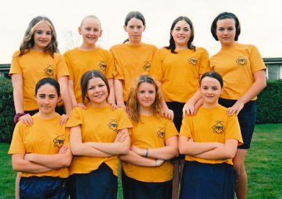 Girls Netball Team