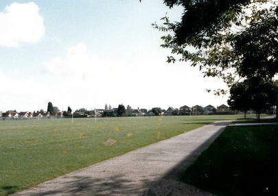 Furtherwick school field