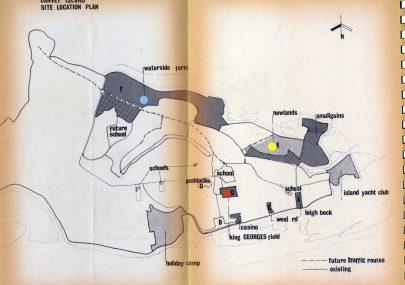 Recreational development 1969