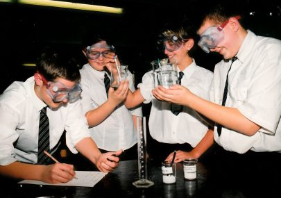 2002 Chemical Egg Race.
