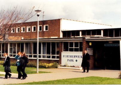 Entrance to Furtherwick School