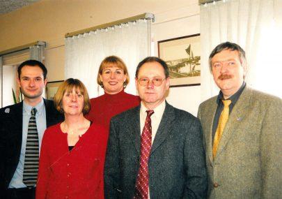Teachers in 1999/2000