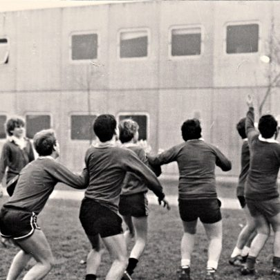Rugby and Football | Courtesy of Canvey Bus Museum