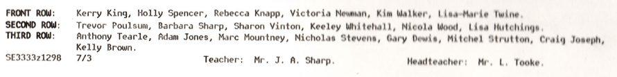 Form 7/3 - 1994