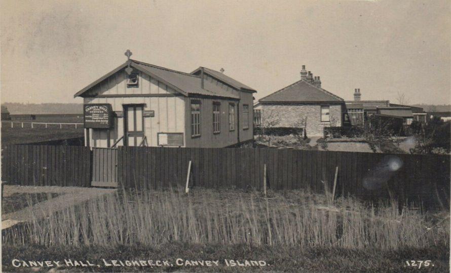 Canvey Hall, Leigh Beck