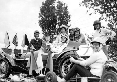 Canvey Motoring Club  1960 Carnival Float