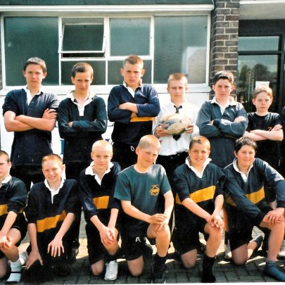Rugby Team 2002