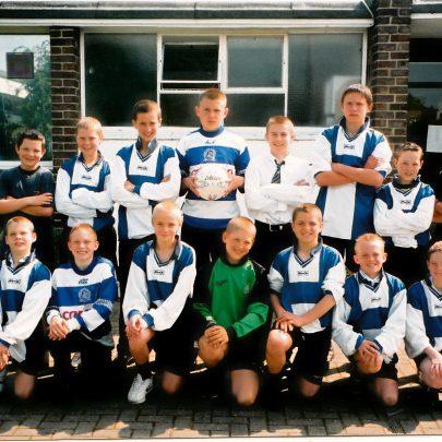 Football team 2002
