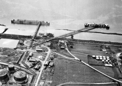 1954 - Aerial Photos