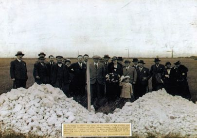 1936 - The beginning