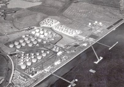 1966 - Aerial view