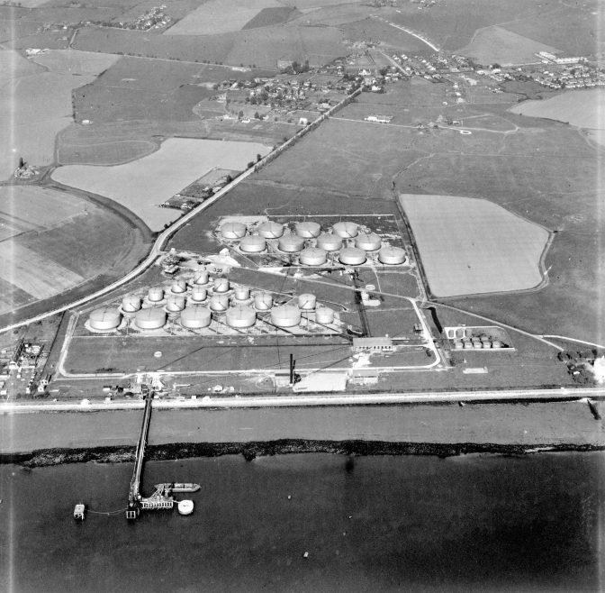 Terminal Overhead Photograph