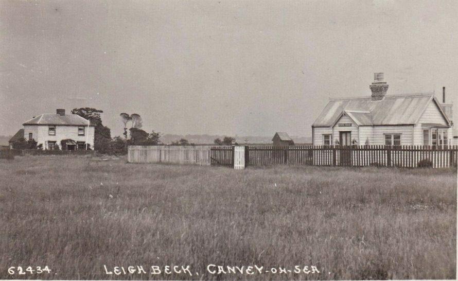 Leigh Beck Farm c1913