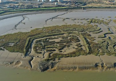 Roman Roads connecting to Canvey
