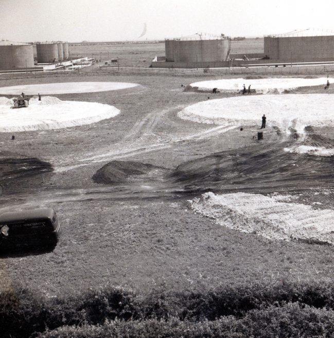 Compound 4 Construction 1958