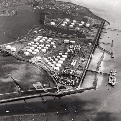 Site Overhead June 1985