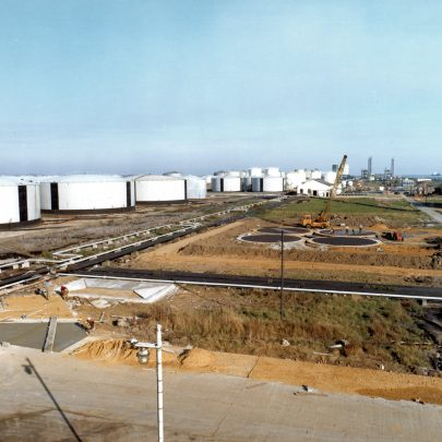 Site Photo October 1971