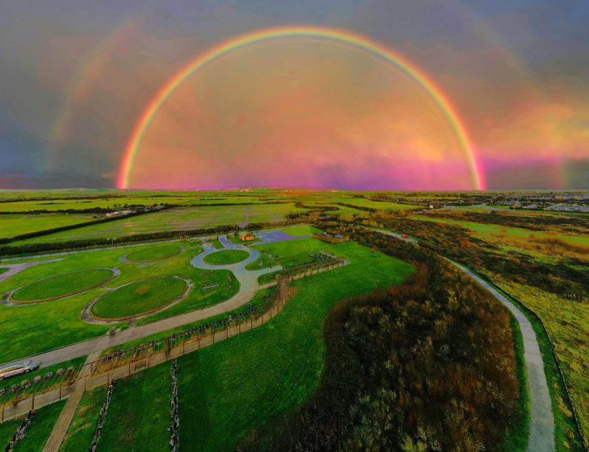 Fantastic Rainbow over Canvey