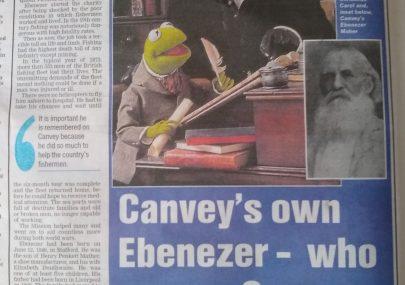 Canvey's own Ebenezer