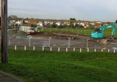 1 - Labworth carpark refurbishment