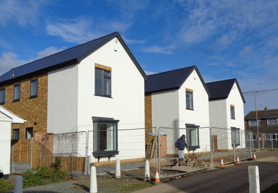 New Homes - May Ave and Herbert Road.