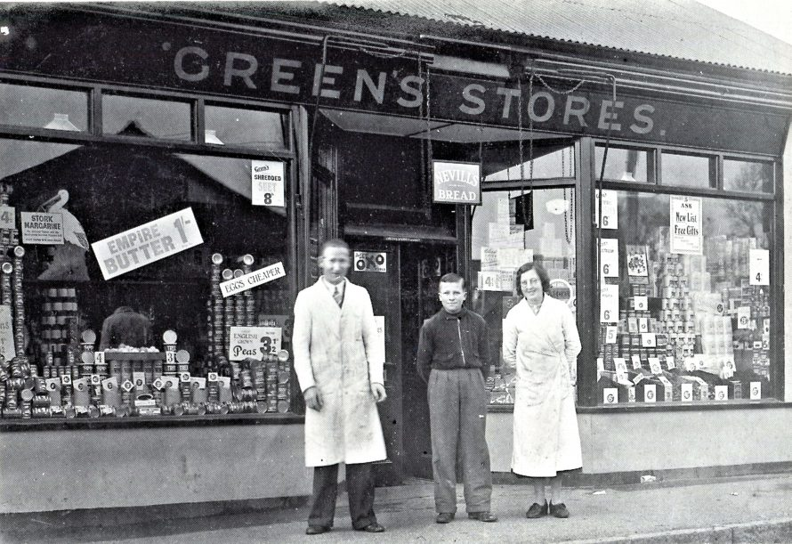 Greens Stores