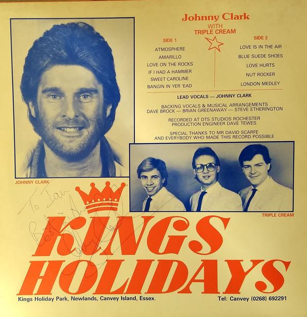 Johnny Clark RIP